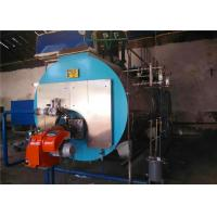 High Thermal Efficiency Condensing Boiler Gas Fired Steam Boiler For Rubber Industry Manufactures