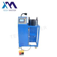 Mercedes , BMW Air Suspension Manual Hydraulic Hose Pipe Crimping Machine Portable Manufactures