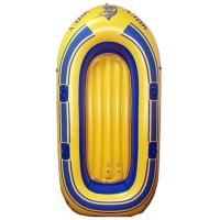 2 Person Inflatable Fishing Boats , dinghy , raft EN71 / Reach5 , 6P PVC Manufactures