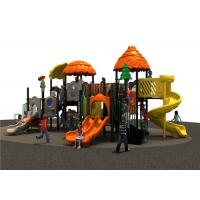 1110 x 870 x 490 cm Kids Outdoor Playground Equipment For Shopping Mall Manufactures
