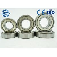 Miniature Deep Groove Ball Bearings 6000 Series 6002 2ZR With Small Friction Resistance Manufactures