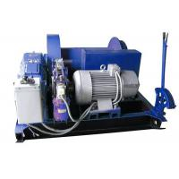 Q345B S355 8 Ton Electric Winch Machine For Construction Site Or Workshop Manufactures