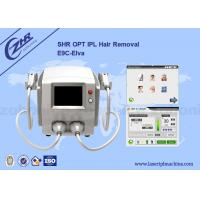 Portable Ipl Machine For Skin Rejuvenation / Permanent Hair Removal Device Manufactures