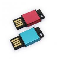 China Mini USB Sticks USB Flash Drives with Free Logo-Printing on sale