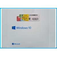 Genuine Sealed Microsoft Windows 10 Pro Software 64 Bit DVD with OEM license Manufactures