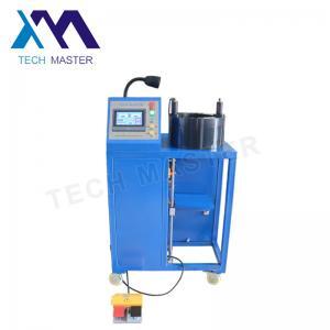 Auto Parts Air Machine Molding Free Hydraulic Hose Crimp Machine 380V L850*W900*H1300mm Manufactures