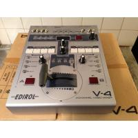 China Edirol Roland Four Channel V-4 Video Mixer Switcher V4 on sale