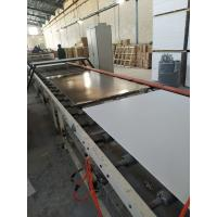 China Automatic gypsum ceiling tiles machinery on sale