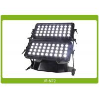 72X8W RGBW 4in1 LED Architectural Wash IP65 Waterproof Certified Manufactures