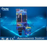 Super Fun Driving Arcade Machines Happy Car For Tourist Attractions Manufactures