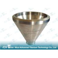 GR2 turned Titanium Precision Parts with corrosive resistance use for ten years Manufactures