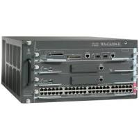 WS-C6504-E Core Network Switch Chassis 4 Slots Catalyst Core Switches Manufactures