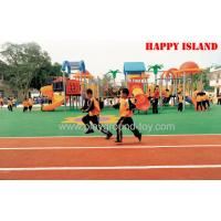 China Customized  EPDM Playground Floor Mat ,  Outdoor Playground Mats on sale