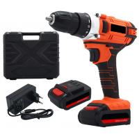 10mm Keyless Chuck 21V Cordless Drill Machine With 1500mAh Li - Ion Battery Manufactures