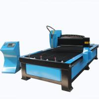 Metal CNC Plasma Cutting Machine 380v / 220v Voltage For Steel Tube Plate Manufactures