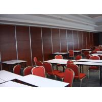 Acoustic Movable Partition Walls Panel With Sound Absorption Manufactures