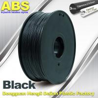 Good toughness ABS 3d Printer Filament materials for RepRap , Markerbot Manufactures