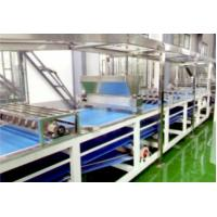 Cream Custard Cake Machine Automated Stainless Steel Material 54m Length Manufactures