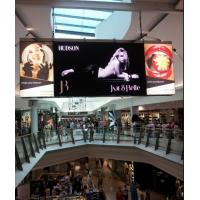 Hanging P7.62 Indoor Full Color Led Display For Airport , Shopping Center Manufactures
