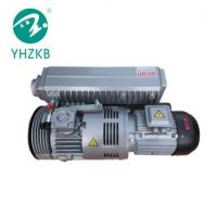 XD-160 4.5KW 50Pa cast iron color grey oil sealed rotary vane vacuum pump Manufactures