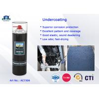 Rubberized Undercoating Low Odor Rust Protection Leak Fix Spray Manufactures