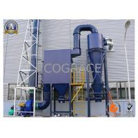 China Cyclone Separator Industrial Dust Collectors For Woodworking , 11000 M3/H on sale