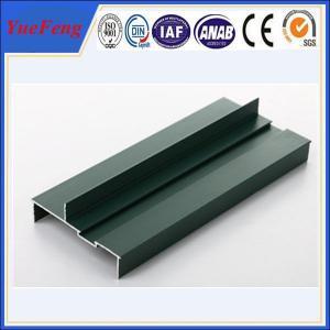 aluminum profile for buildings manufacturer, china aluminium extrusion curtain wall Manufactures