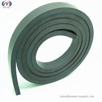 China Anisotropic Rubber magnet strip for elevator car leveling on sale