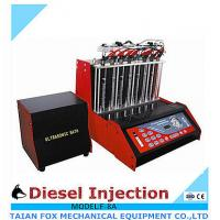 China F-8A Gasoline Injector Tester&Cleaner for 8 cylinders on sale
