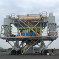 ISO Dust Control Cyclone Type Eco Hopper Manufactures