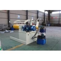 China Steel Coil Levering Cut To Length Line Machine Large Capacity 0.3mm - 4mm Thickness on sale