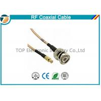 High Power Wireless Low Loss RF Coaxial Cable 50 OHM High Voltage Manufactures