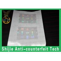 RI hologram Rhode Island the fastest shipping  Anti-Counterfeiting adhesive accept custom made Manufactures