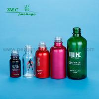 Color Coated Essential Oil Bottle Hot-stamping For Cosmetic Oil Manufactures