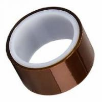 High Temperature Masking Kapton Polyimide Tape For Transformer Multi Sizes Manufactures