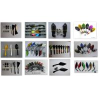Customized CNC Scooter / Motorcycle Parts Rear view Mirror for BMW Sport bike Manufactures