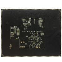 China Multilayer Customized PCB Assembly Services For Calibrators FR4 Material Black Soldermask on sale