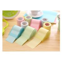 Round sticky note roll sticky note with dispenser Manufactures