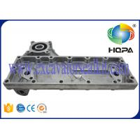 High Precision Excavator Engine Parts , Komatsu 6D95 Oil Cooler Cover Assy 6207-61-5110 Manufactures
