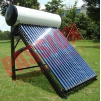 High Pressure Pressurized Thermal Solar Water Heater 200 Liter Easy Maintenance Manufactures