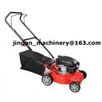 China 16 inches of gasoline push Lawn Mower on sale