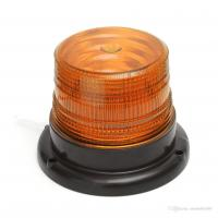 Screw Mounted Forklift Spare Parts Led Emergency Strobe Lights Plastic Material Manufactures