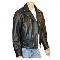 China fancy high quality different leather wear comfortable in the winter jacket skinny biker leather jacket men on sale