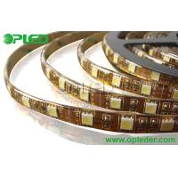 China Yellow led strip lights 12v IP65 , Epistar 60 led for light box on sale