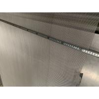 Stainless Steel Filter Screen Mesh , SS Wire Cloth Mesh For Chemical Fiber Industry Manufactures