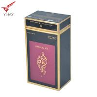 China Arabic Paperboard Perfume Packaging Boxes Embossing Surface Perfume Bottle Box on sale
