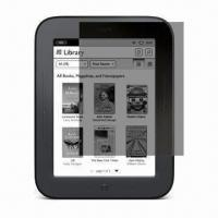 Screen Protector for Nook/Nook Color with Anti-glare/Fingerprint and Dust-proof Functions Manufactures