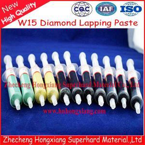 diamond polishing paste for polishing Manufactures