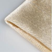 Heat Treated Fiberglass Cloth Ht800 With High Temperature Resistance Manufactures