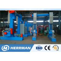 Buy cheap Automatic Rail Moving Cable Cable Rewinding Machine Cable Cutter Optional from wholesalers